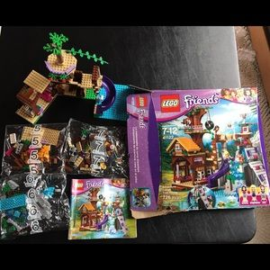 Lego Friends Retired Set 41122–incomplete …